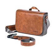 OM‑D Messenger Leather Bag, Olympus, Systemkamera, PEN & OM-D Accessories