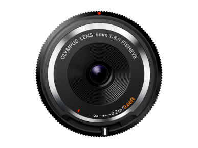 Body Cap Lens 9mm 1:8.0, Olympus, Systemkamera, PEN & OM-D Accessories