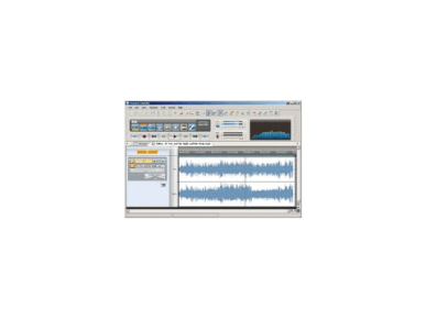 Olympus Sonority Music Editing Plug‑in, Olympus, Audio Editing