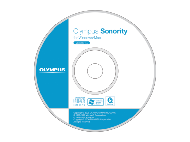 Sonority, Olympus, Audio Editing