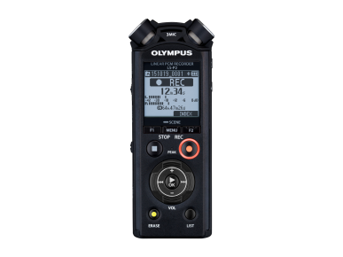 LS‑P2, Olympus, Audio Recording